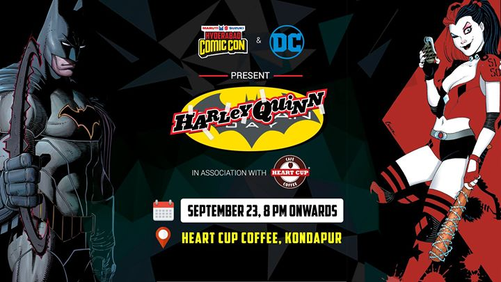 Batman Day Hyderabad