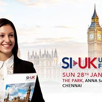 SI-UK University Fair Chennai 2018