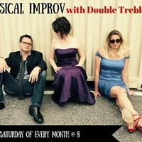 Musical Improv with Double Treble