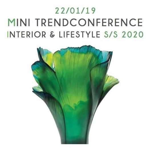 Mini trendconference interior and lifestyle spring summer 2020