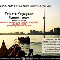 Private Voyageur Canoe Tour Day