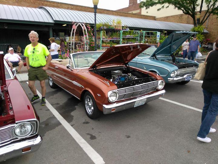 Art Of The Machine Car Show Series MidAmerica Falcon Club At The - Kansas city car show
