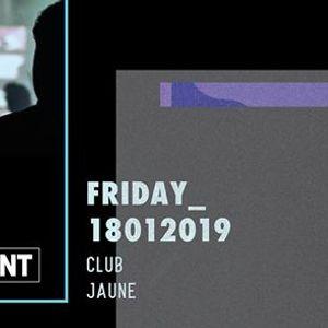Content Club Jaune