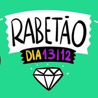 Rabeto  A festa funk do Lab  Geral VIP At 00H30