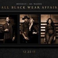 Mr. Warners All Black Affair