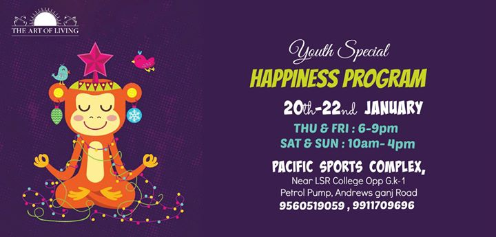 New Year Spl Happiness Program