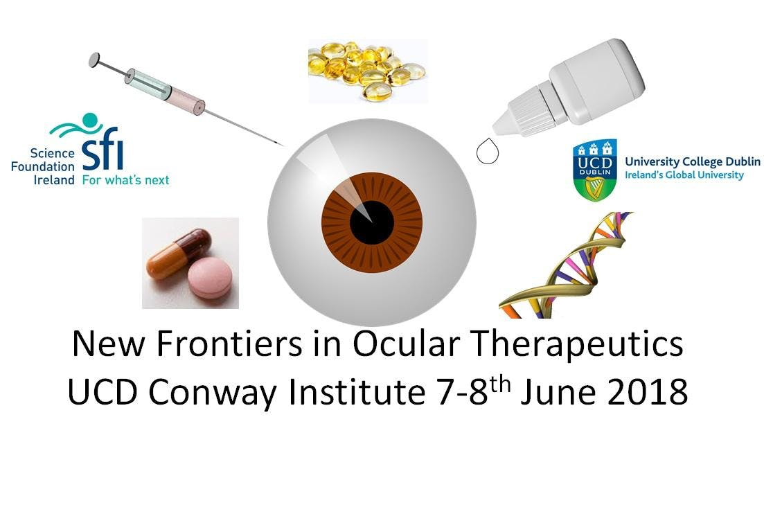 New Frontiers in Ocular Therapeutics 2 Moving Towards the Clinic