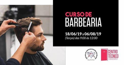 Curso de Barbearia -