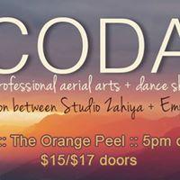 Coda Empyrean Arts  Studio Zahiya