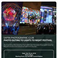 SPC - Lights To Night Festival Photo Outing