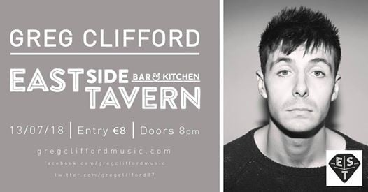 Greg Clifford Live - East Side Tavern (13718)
