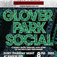 Glover Park Social A Variety Open Mic