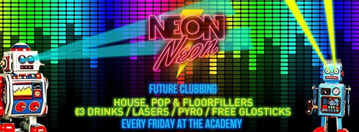 NeonNeon - freshers week 219 - join & post for free entry