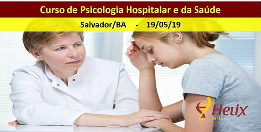 Curso de Psicologia Hospitalar e da Sade