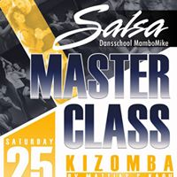 Master Class of Kizomba by Mattias &amp Kaou