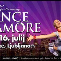Dance Amore  16. julij  Krianke Ljubljana  Zaplei ljubezen