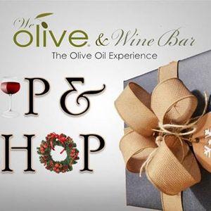 Holiday Sip &amp Shop