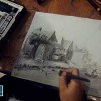Ink &amp Wash Quick Sketching