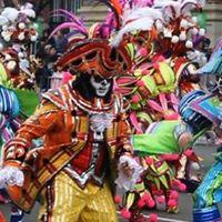 Mummers Mardi Gras 2017
