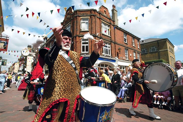 Rochester Dickens Festival - official event page