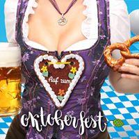 Oktoberfest in der Kulturscheune
