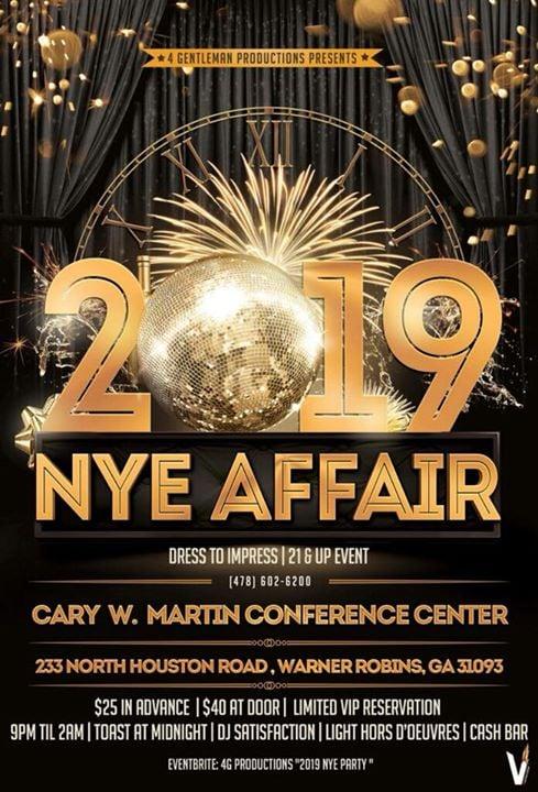 New Years Eve 2018 Houston