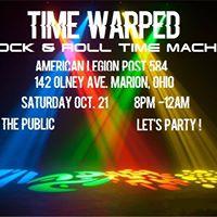 Time Warped Rocks the Legion