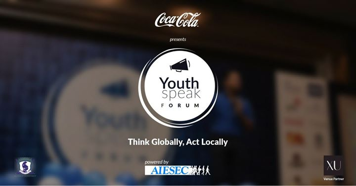 YouthSpeak Forum 2018 by AIESEC in Bangalore