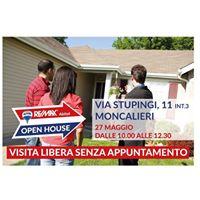 Open House Remax Abitat Consulente Rigato Savino