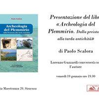 Incontro con lautore Paolo Scalora