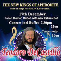 Italian Themed Christmas Evening