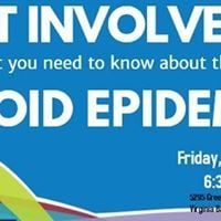 Opioid Epidemic Get Involved
