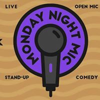 Monday Night Mic Stand-up Comedy Open Mic at The Park Theatre