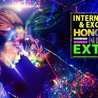 HONG KONG Exchange &amp International Students NEON Extasy Party