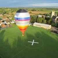 Goodyear FARM TIRES British National Hot Air Balloon Cships