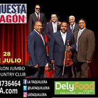 Andres Cepeda Y LA Orquesta Aragon de Cuba