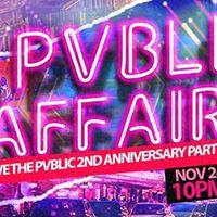 A Pvblic Affair The Anniversary Party
