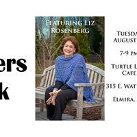 The Writers Block Featuring Liz Rosenberg