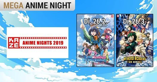Kaze Anime Nights 2019