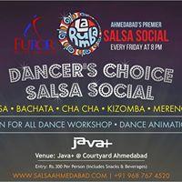 La Rumba - Dancers Choice Special - Furors Friday Salsa Social