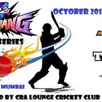 Inaguration CRL Bang Bang T20 Tournament