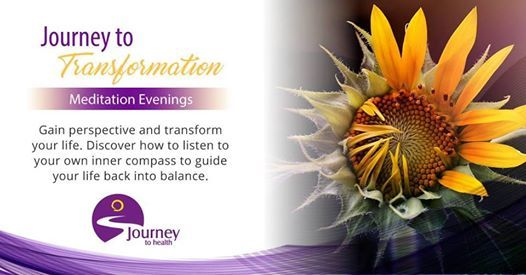 Journey To Transformation Meditation Evening