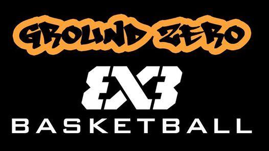 Ground Zero - 3X3 Basketball