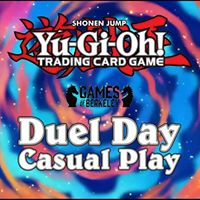 Yu-Gi-Oh Duel Day