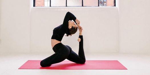 Dynamic Vinyasa Flow Yoga and Brunch