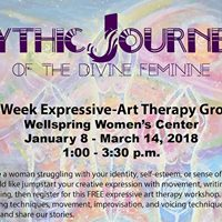 Mythic Journeys Expressive-Arts Therapy Group
