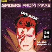 Spiders From Mars - Gratis Entree - sponsored by Brugge Tripel