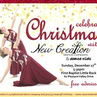 Celebrate Christmas with New Creation