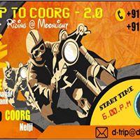 Bike Trip To Coorg 2.0