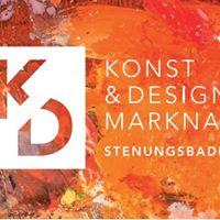 Konsthantverk &amp Designmarknad